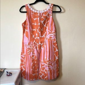 Lilly Pulitzer for Target giraffe Shift Dress